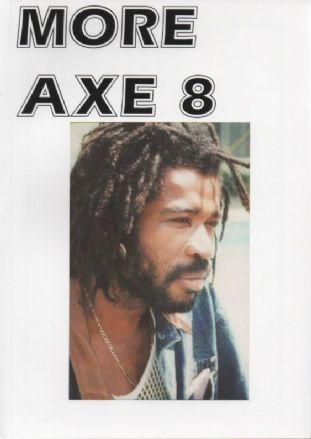 More Axe 8 - Ray Hurford - Book